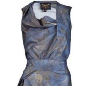 VIVIENNE WESTWOOD Anglomania Aprun Fish Dress